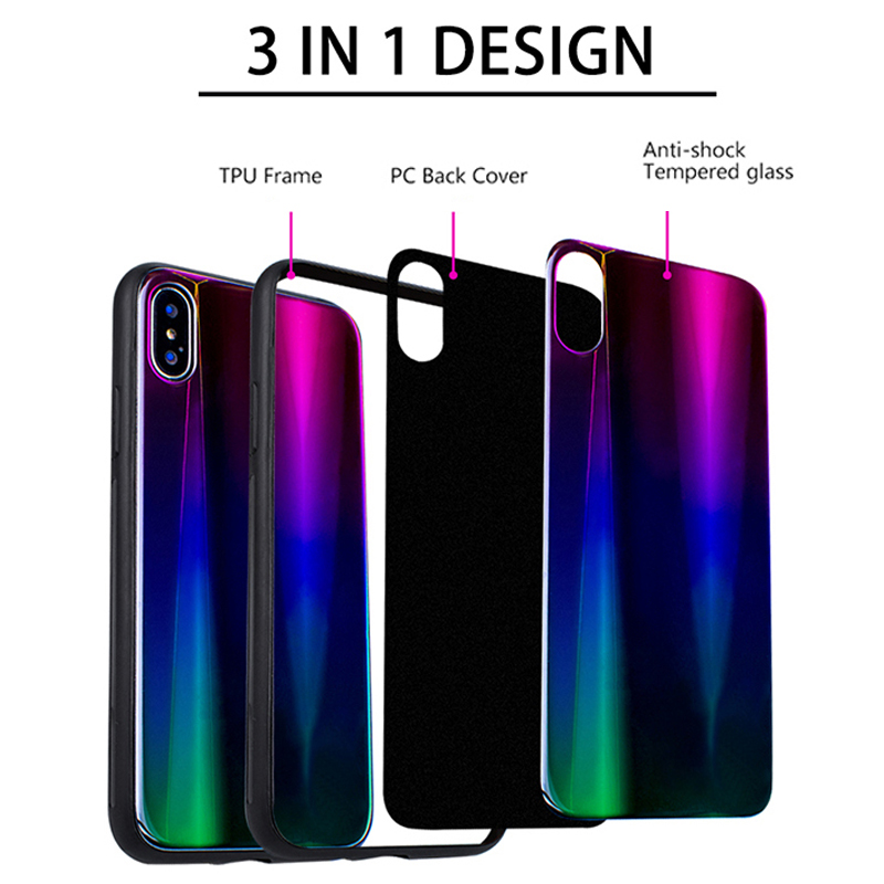 iphone X silicone case wireless charging