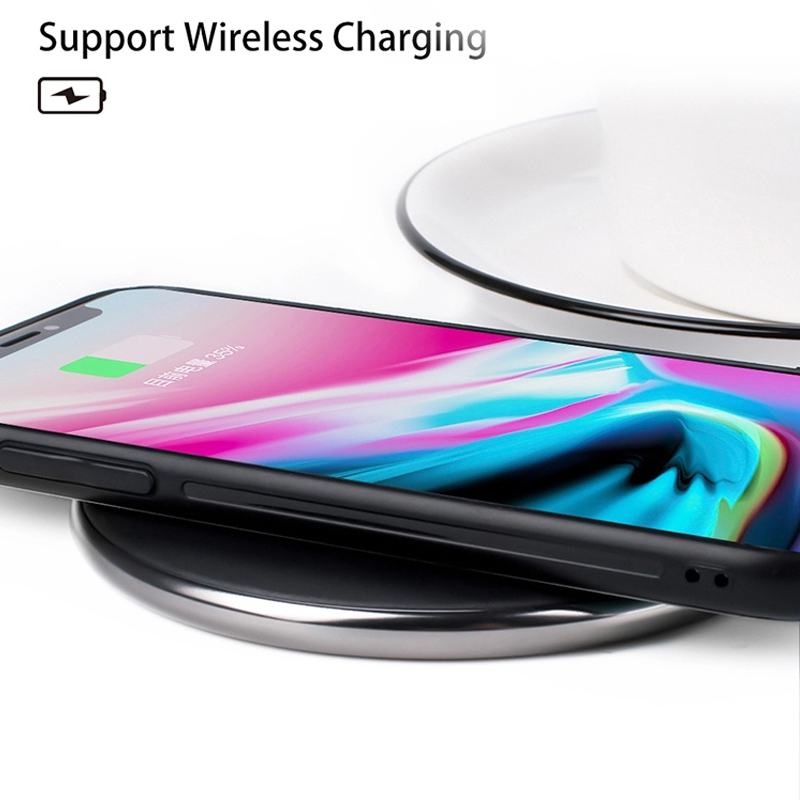 iphone x glass back case