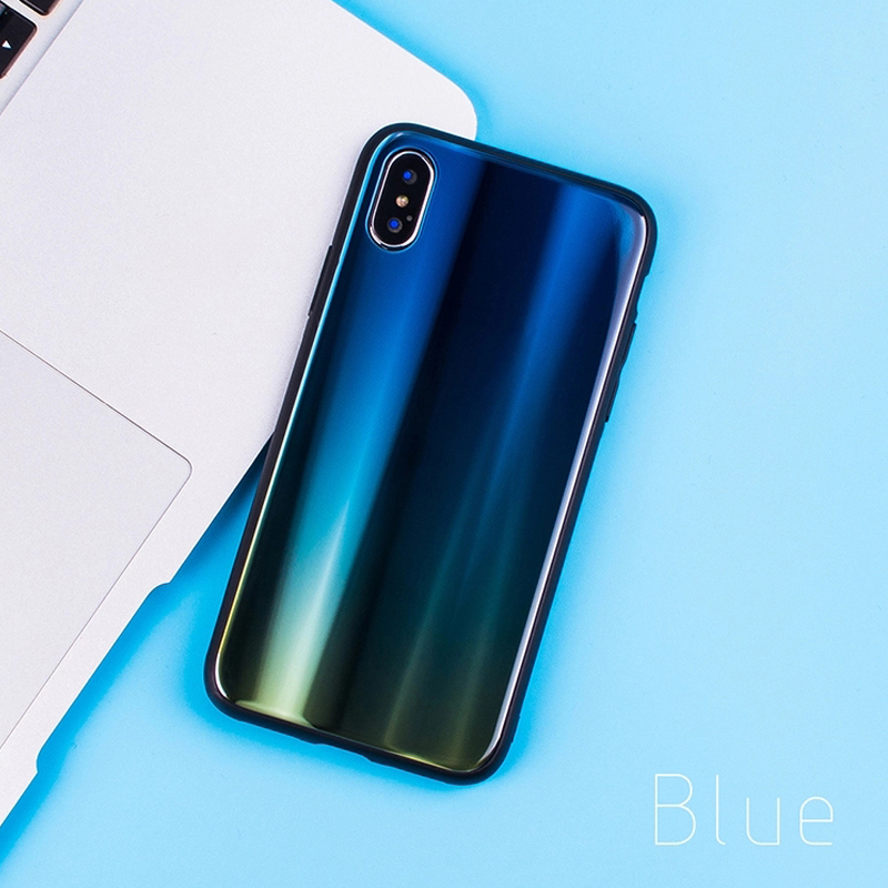 ultra thin glass case iphone x