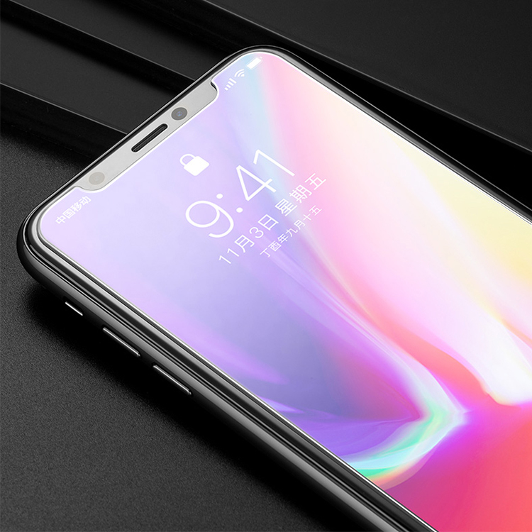 iphone xr 2.5d tempered glass shield