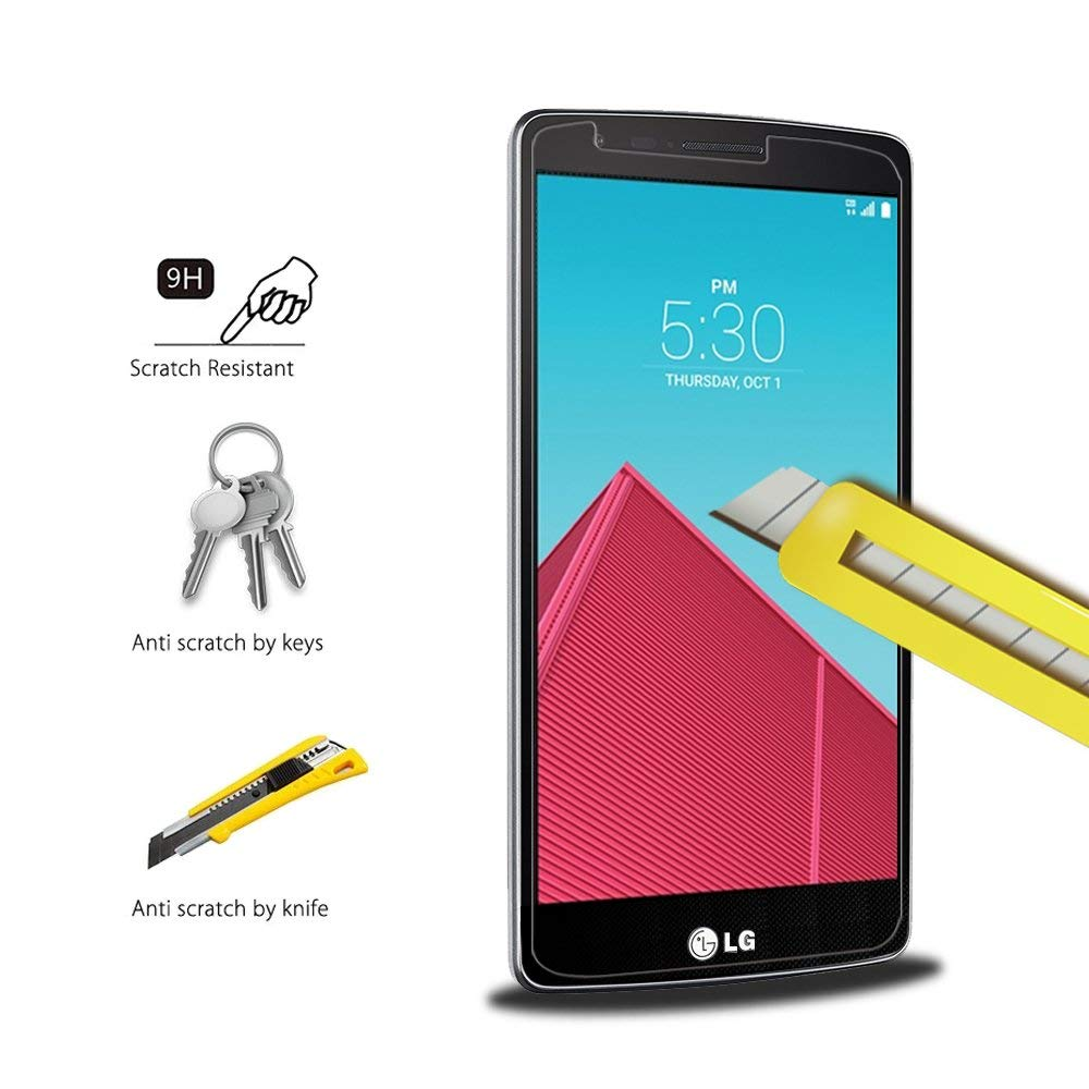 Tempered Glass Screen Lg G4