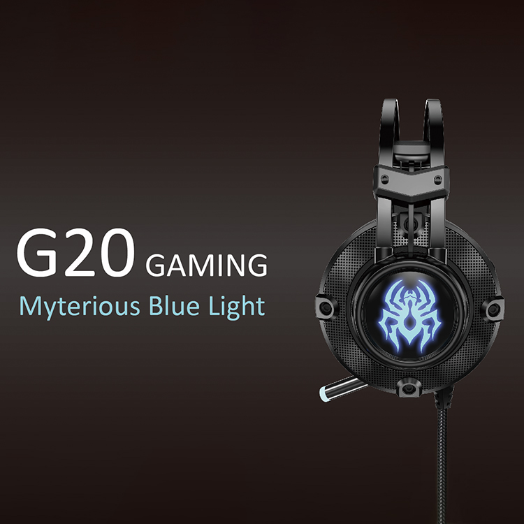 Computer Gaming Headset With Microphone