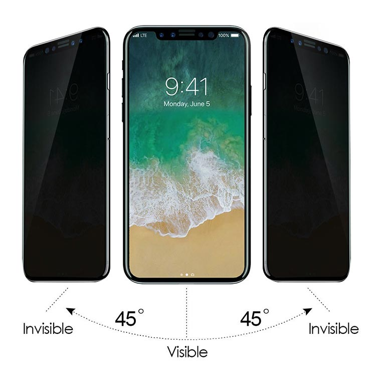 Iphone Screen Protector Privacy Film