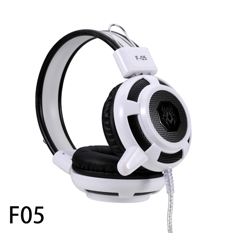 Desktop Headphones With Mic