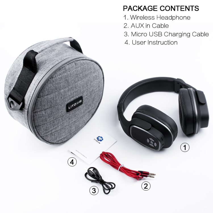 Casque Sans Fil Bluetooth 50casque Sans Fil Blue Toothcasque Sans