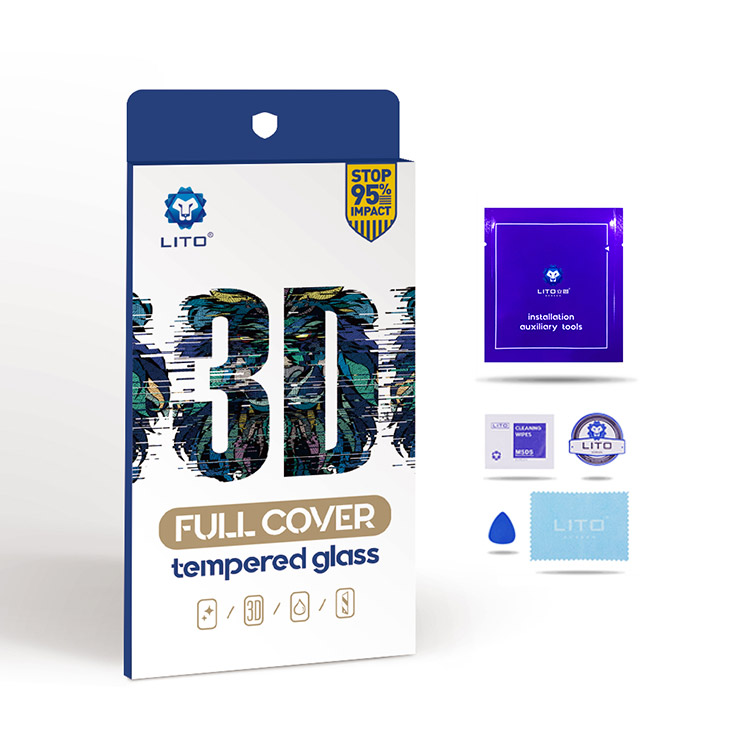 S10 screen protector glass fingerprint