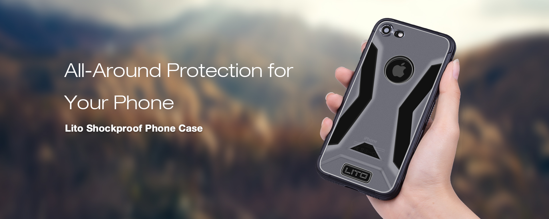 iPhone XS,XS MAX,XR Shockproof Mobile Phone Case Cover